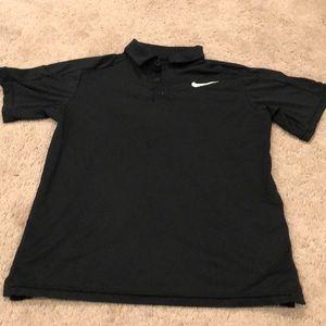 Nike boys collared shirt